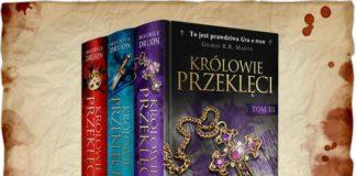 """Recenzja 3 tomu """"Królowie przeklęci"""" Maurice'a Druon - czyli intrygi, trucizny i władza"""