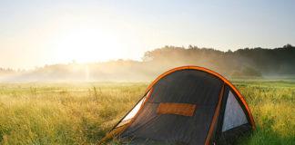 Namioty turystyczne muszą być niezawodne