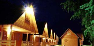 Gotowe drewniane domki letniskowe na sprzedaż